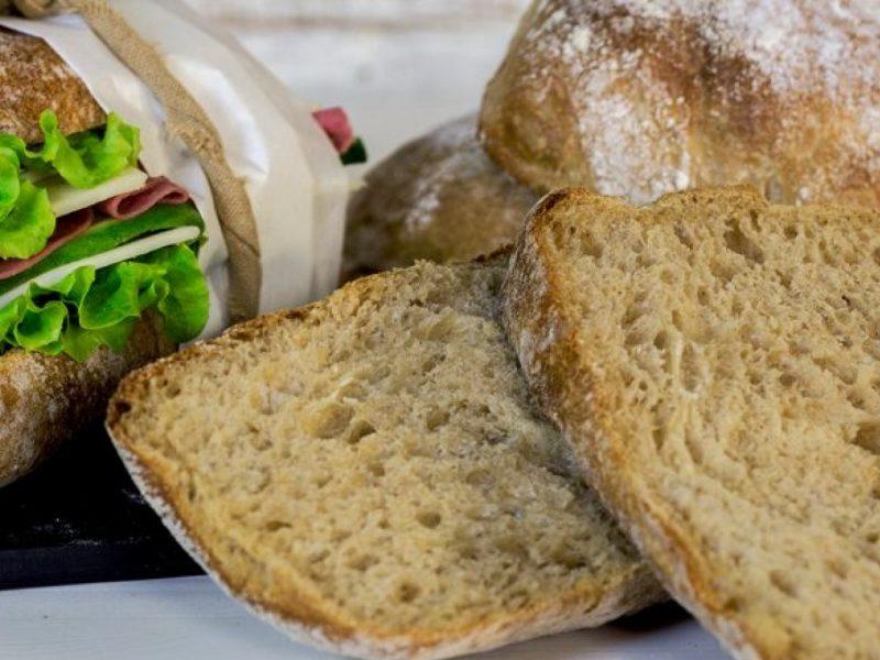 Pâine ciabatta