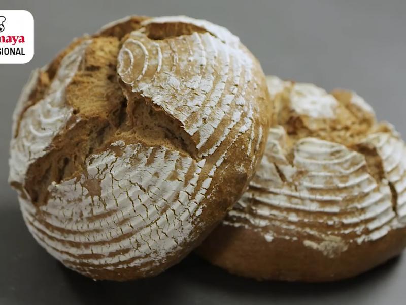 Pâine germană cu secară